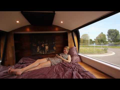 Double decker RV - full interior tour