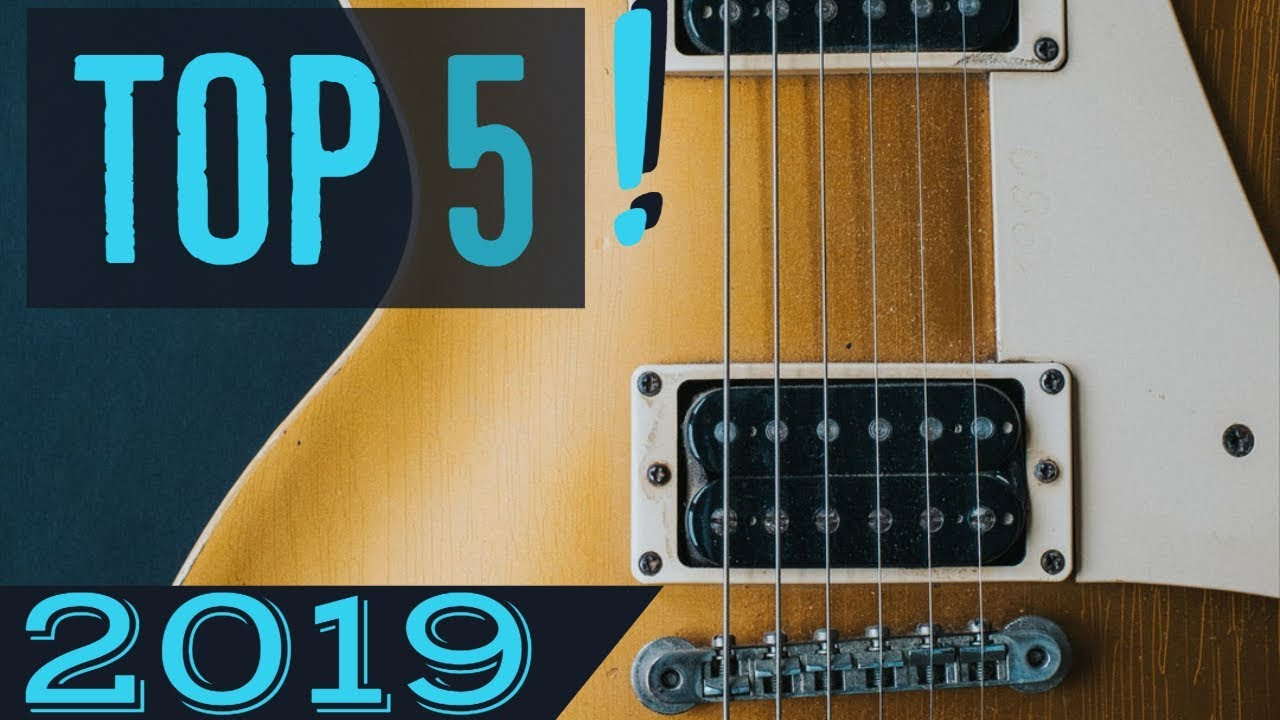 Best Electric Guitars in 2019