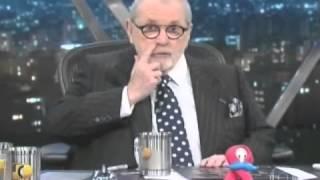 ZÉ MARIA PREVENIDO NO Jô Soares