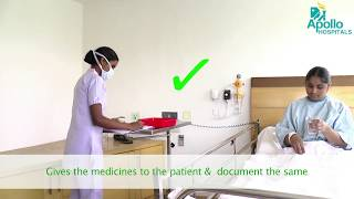 Patient Safety Tips: Medication Safety during your Hospital Stay