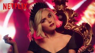 El mundo oculto de Sabrina | Video musical: Straight to Hell | Netflix