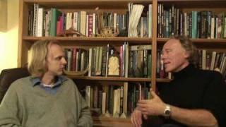 Interviewing Graham Hancock