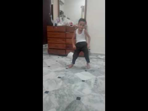 Little Afnan waZir beautiful dance