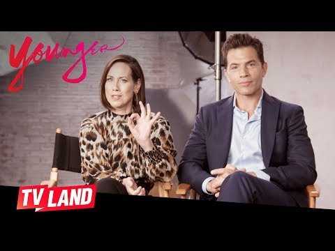 Diana & Enzo: Newlywed Game 💍 Younger | TV Land