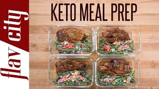 You guys have been asking for ketogenic recipes for bodybuilding and working out, so I have some tasty, healthy and delicious keto meal prep. These are perfect bodybuilding recipes because they are low carb and high in protein and healthy fat. Ketogenic diet recipes are low carb and high fat, which is perfect for bulking recipes and bulking meal prep. This meal prepping is really big on flavor and perfect for meal prep if you are looking for recipes for bodybuilding. RECIPE: https://goo.gl/3xry6OSUBSCRIBE: http://goo.gl/pWpsoqMarcos: Each 8 ounce lamb shoulder chop has 400 calories, 34.4 grams of fat, and 34 grams of protein644 calories per meal57.6 grams of fat per meal14 grams of carbs per meal52 grams of protein per meal6.2 grams of fiber per meal GET THE KITCHEN GEAR I USE:digital probe thermometer: http://amzn.to/2q2b8gFoil splatter guard: http://amzn.to/2iowHaLplatter for lamb: http://amzn.to/2rwZvR9glass meal prep containers: http://amzn.to/2neLNQYget my t-shirt: http://bit.ly/2pQQs02my cast iron pan: http://amzn.to/2iTI1vPolive oil dispenser: http://amzn.to/2iTIfULNew Videos Every Friday!Follow Me On Social Media:Facebook: https://www.facebook.com/flavcityInstagram: https://www.instagram.com/flavcitySnapchat: flavcityTwitter: https://www.twitter.com/flavcityI'm out to prove that home cooks can be rock stars in the kitchen. I look forward to sharing my recipes & cooking style with you on my channel!Music from Audio Network