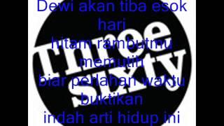 threesixty dewi (lirik) lagu