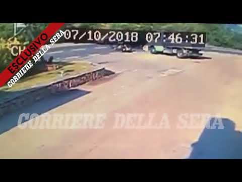 Vídeo del accidente de George Clooney en moto