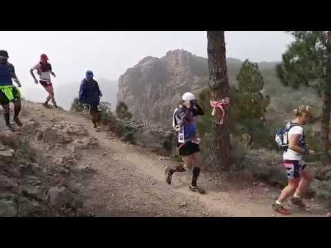 La Transgrancanaria 2015 Maratón 44 Km.