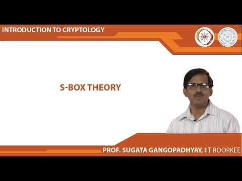 S-Box Theory
