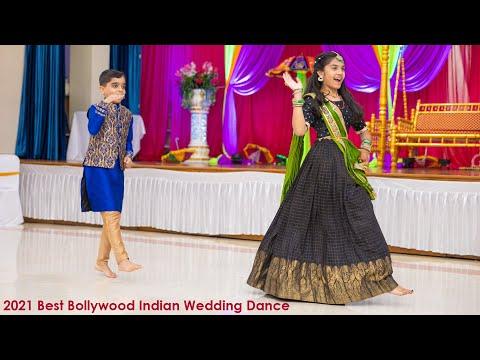 2021 Best Bollywood Indian Wedding Dance Performance   Sauda Khara Khara, Coca Cola, Sweetheart  