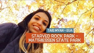 Oglesby (IL) United States  city photos gallery : VLog: Starved Rock e Matthiessen State Park - Outono 2015 EUA