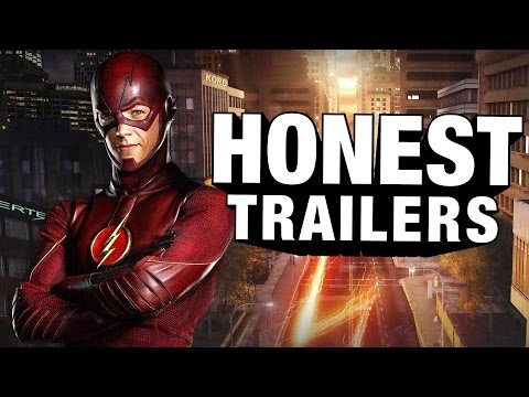 An Honest Trailer for CW s The Flash