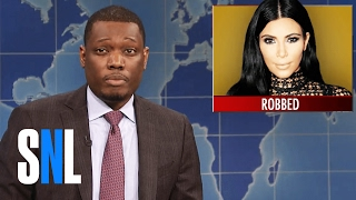 Video Weekend Update on Kim Kardashian's Stolen Diamonds - SNL MP3, 3GP, MP4, WEBM, AVI, FLV Maret 2019