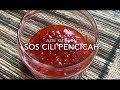Download Lagu Sos Cili Pencicah Chef Wan Yang Mudah dan Sedap Mp3 Free