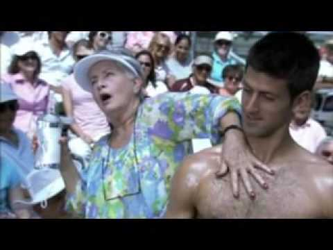 Head Speed  Tennis Commercial – N. Djokovic