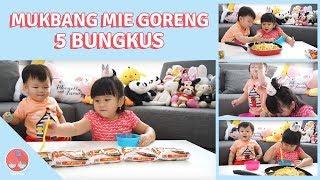 Video MUKBANG Mi Goreng 5 Bungkus! MP3, 3GP, MP4, WEBM, AVI, FLV Januari 2019