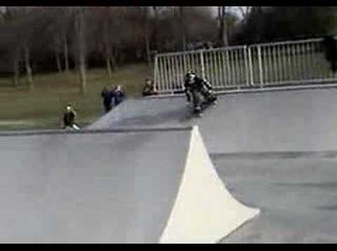 Lake Mingo Skatepark Contest