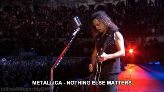 METALLICA - Nothing Else Matters (HD) español traducida subtitulado