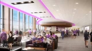 East Carolina University Dowdy-Ficklen Stadium renovation project