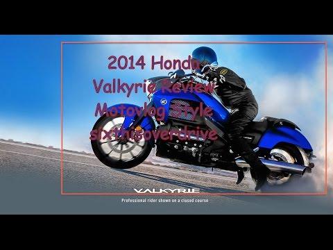 2014 Honda Valkyrie Review--Motovlog Style