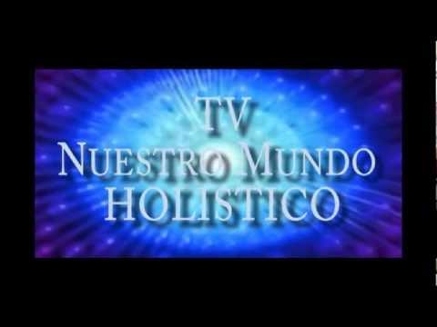 TV NUESTRO MUNDO HOLISTICO Iridologo Dr. Ricardo Rodriguez Desentis en Satelite edo. de Mex.