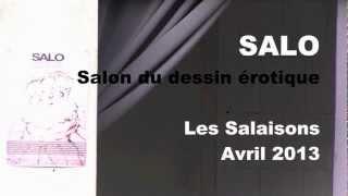 Vues D'expo : SALO, Salon Du Dessin érotique, Les Salaisons (alternatif-art)