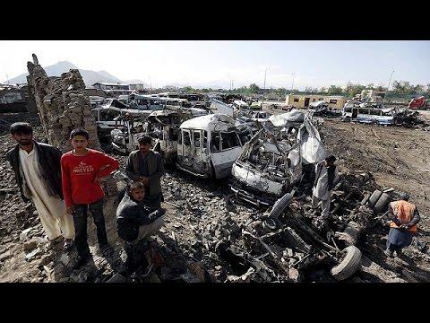 Αφγανιστάν: Στους 64 οι νεκροί από την επίθεση των Ταλιμπάν