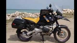 10. 2003 BMW R1150GS Adventure