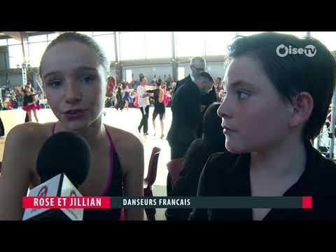 Premier Grand prix International de danse WDCAL des Hauts de France