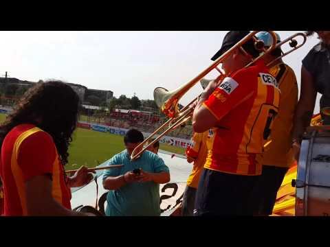 Hinchada Boca Unidos vs Juv Unida - HD - La Barra de la Ribera - Boca Unidos