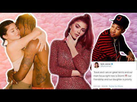 Kylie Jenner Shuts ⬇️ Rumørs That She Håd 🅰️ 2am Dåtė w Ex Tyga Amid Split w Travis