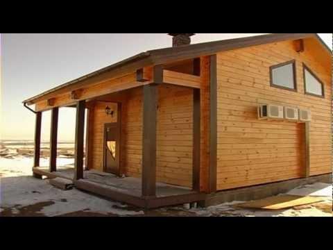 Средства защиты деревянного дома.avi