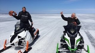 7. Dimmerman & Coltom Race New & Old Arctic Cat Turbos