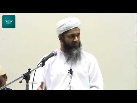 Shaykh - This lecture was delivered at the Youth Tarbiyyah Conference 2012. Register here for exclusive access to all the recordings: http://www.hikmah.co.uk/events/y...