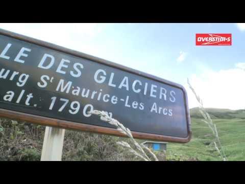 Reconnaissance du parcours (Chapieux – Courmayeur)