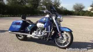 8. Used 2013 Harley Davidson CVO Road King Motorcycles for sale