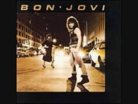 BON JOVI - Burning For Love (audio)