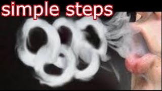 Video How to Blow THE BEST Smoke Rings-EASY MP3, 3GP, MP4, WEBM, AVI, FLV September 2018