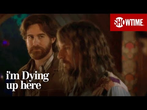 I'm Dying Up Here 1.03 Clip 'Runway to Carson'