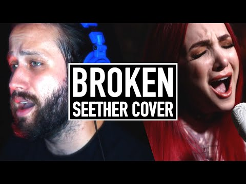 """Seether  """"Broken"""" feat. Amy Lee Cover by Jonathan Young"""