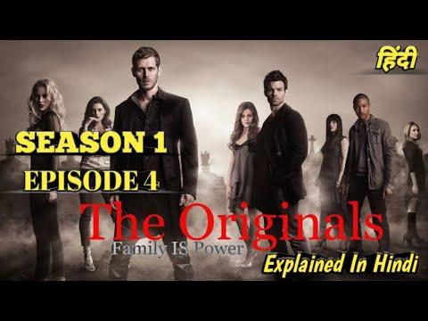 The Originals Season 1 Episode 4 Explained In Hindi | Elijah is Back
