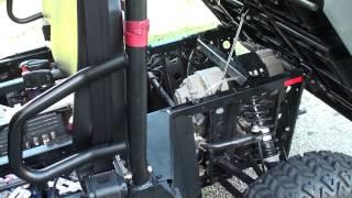 8. 90 Hour Maintenance Check, 2010 Polaris Ranger EV 4x4 AWD