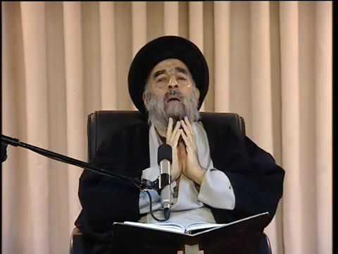 لماذا يصفون الأنبياء والمصلحين بالجنون والسحر - للمرجع الديني السيد محمد تقي المدرسي
