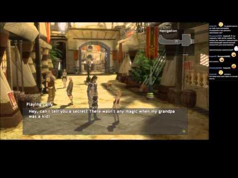 #56 Lost Odyssey [Xbox 360] часть 1