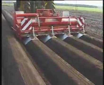 planteuse - Programme de planteuses de pomme de terre Grimme.