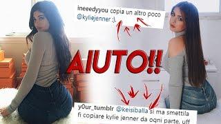 ♡ APRII ♡▶︎ INSTAGRAM:  @keisiballa▶︎ Facebook: https://www.facebook.com/LadyKessOfficial/▶︎ Snapchat:  LadyKess▶︎ Twitter: https://twitter.com/kes_b▶︎ Feel free to contact me BUSINESS EMAIL: keisiballa@gmail.com▶︎SECONDO CANALE: http://bit.ly/28JQ4YY▶︎ CANALE DAVIDO: http://bit.ly/2pP4gTOVideo a cui mi sono ispirata: https://youtu.be/uwjzXxCKdXYAll rights go to the content creators, if there are any problems, private message me via YouTube and we can solve it together! Tutti i diritti vanno al creatore originale, nel caso ci fossero dei problemi contattami qua su Youtube e lo risolviamo insieme!SU DI ME:Come mi chiamo? KeisiQuanti anni ho? 20Dove vivo? Bari.Che telecamera uso? SONY ALPHA 5100Con cosa edito i video? SonyVegas Pro10Fair Use: For educational purposes and criticism.