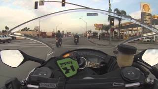 10. 2014 Kawasaki Ninja ZX-10R Test Ride