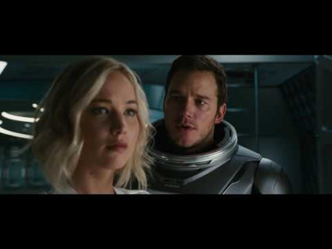 Preview Trailer Passengers, trailer ufficiale