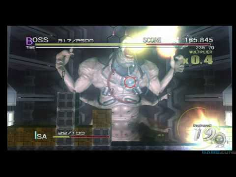 preview-Sin & Punishment: Star Successor Horror Keeper Boss Guide (Kwings in GameZone)