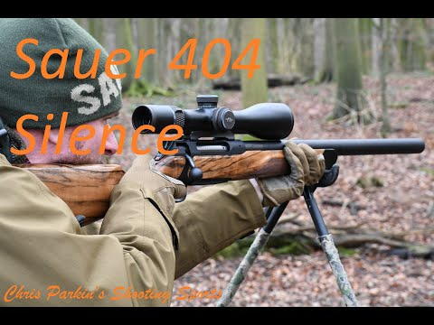 Sauer 404 Silence in 308 Winchester, Review Highlights
